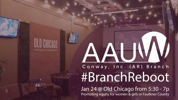 AAUW Conway Quarterly Branch Meeting